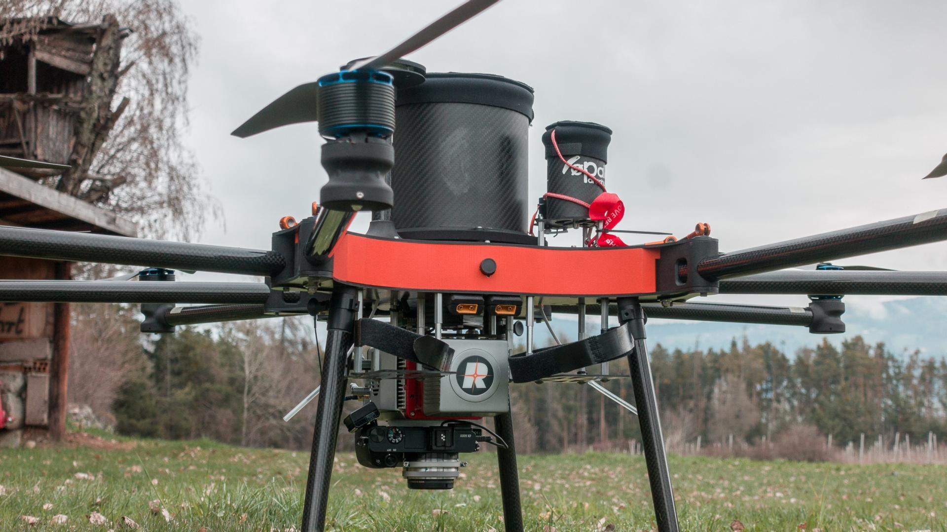 Laserscanning | Alto Drones